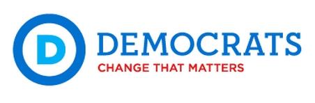 New DNC logo